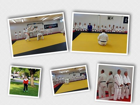 judonäytös s 2016