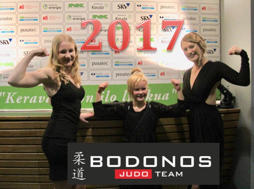 Bodonos girl power 2017